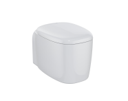 "7830B403-0090 - ""Plural Rim-ex Wall-Hung WC Pan 55 cm, with bidet function, hidden fixation, """