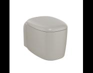 "7830B420-0090 - ""Plural Rim-ex Wall-Hung WC Pan 55 cm, with bidet function, hidden fixation, """