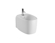 "7831B401-0288 - ""Plural Wall-hung Bidet 55 cm, Without side holes"""