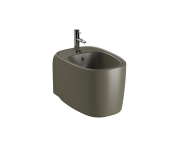"7831B450-0288 - ""Plural Wall-hung Bidet 55 cm, Without side holes"""