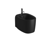 "7831B483-0288 - ""Plural Wall-hung Bidet 55 cm, Without side holes"""