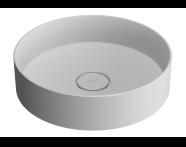 89001 - Memoria Round Countertop basin 40 cm