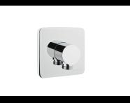 A40649IND - T4 Built-in Handshower Outlet