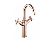 A4085126EXP - Juno Basin Mixer, For Bowls, Copper