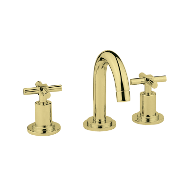 Juno Basin Mixer (For 3-Hole Basins)