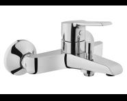 A41070ENR - Axe S Blueco Banyo Bataryası , Krom