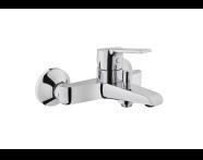 A41070EXP - Axe S Bath/Shower Mixer