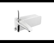 A41245EXP - T4 Bath/Shower Mixer