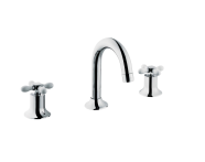 A41684EXP - Juno Classic Basin Mixer (For 3-Hole Basins)