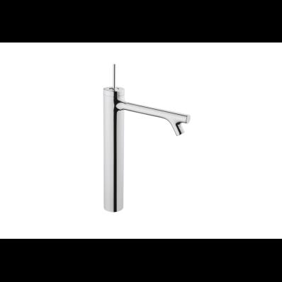 Istanbul Tall Joystick Basin Mixer, Chrome