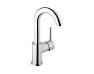 A41999EXP - Minimax S Basin Mixer (Swivel Spout)