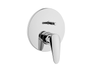 A42211IND - Dynamic S Built-in Bath/Shower Mixer (Exposed Part)