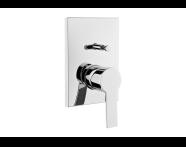 A42212 - Flo S Ankastre Banyo Bataryası  (Sıva Üstü Grubu)