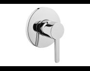 A42216 - Matrix Ankastre Duş Bataryası  (Sıva Üstü Grubu)