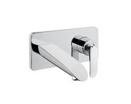 A42236IND - T4 Built-in Basin Mixer (Exposed Part)