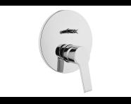 A42243 - Axe S Ankastre Banyo Bataryası  (Sıva Üstü Grubu)