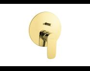 A4225123 - X-Line Ankastre Banyo Bataryası (Sıva Üstü Grubu)