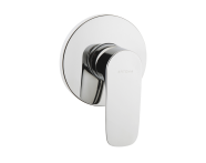 A42252IND - X-Line Built-in Bath/Shower Mixer (Exposed Part)