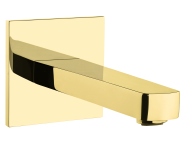 A4225423EXP - Flo S Bath Spout,  Gold
