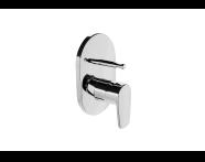 A42260 - Z-Line Ankastre Banyo Bataryası (Sıva Üstü Grubu)
