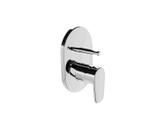 A42260IND - Z-Line Built-in Bath/Shower Mixer (Exposed Part)