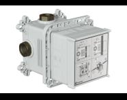 A42262 - Aquaheat V-Box (Sıva Altı Grubu), Krom