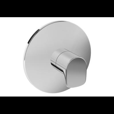 X-Line Diverter, (V-Box-Exposed Part), Chrome