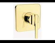 A4228723 - Suit Ankastre Duş Bataryası (Sıva Üstü Grubu), Altın