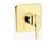 A4228723EXP - Suit Built-In Shower Mixer, Exposed Part, Gold