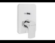 A42294 - Sento Ankastre Banyo Bataryası (Sıva Üstü Grubu)