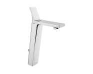 A42332IND - Memoria Basin Mixer (with Pop-Up- for Bowls)
