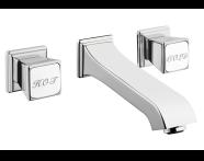 A42341 - Elegance Ankastre Lavabo Bataryası