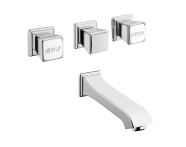 A42342EXP - Elegance Built-in Bath/Shower Mixer
