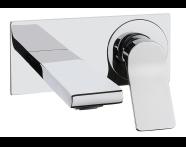 A42345VUK - Memoria Built-in Basin Mixer, Single-Lever, Exposed Part