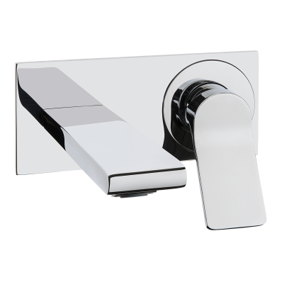 Memoria Built-in Basin Mixer, Single-Lever, Exposed Part