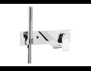 A42347VUK - Memoria Built-in Bath/Shower Mixer, Single-Lever, Including Valve Body