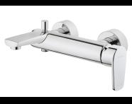 A42367VUK - Z-Lıne Bath/Shower Mixer, Chrome