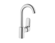 A4240223EXP - X-Line Basin Mixer (With Swivel spout)