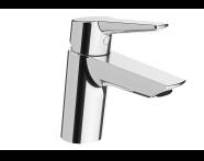 A42440EXP - Solid S Basin Mixer