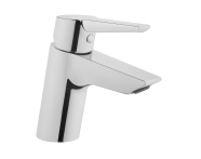 A42440VUK - Solid S Basin Mixer, Chrome