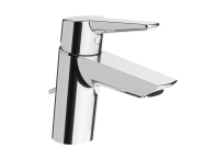 A42441IND - Solid S Basin Mixer (with Pop-Up)