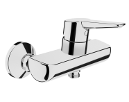 A42445EXP - Solid S Shower Mixer