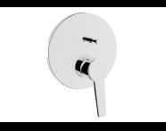 A42446 - Solid S Ankastre Banyo Bataryası  (Sıva Üstü Grubu)