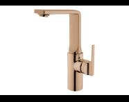 A4246826EXP - Suit Basin Mixer, For Bowls, Copper