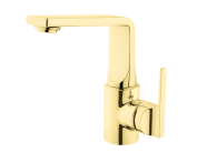 A4248023EXP - Suit Basin Mixer, With Pop-Up, Gold
