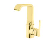 A4248123EXP - Suit Basin Mixer, With Pop-Up, Gold