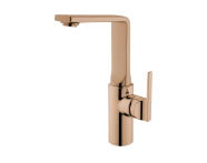 A4248226EXP - Suit Basin Mixer, With Pop-Up-For Bowls, Copper