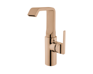 A4248326EXP - Suit Basin Mixer, With Pop-Up-For Bowls, Copper