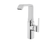 A42483EXP - Suit Basin Mixer, With Pop-Up-For Bowls, Chrome