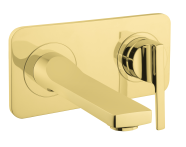 A4248623EXP - Suit Built-In Basin Mixer, Exposed Part, Gold
